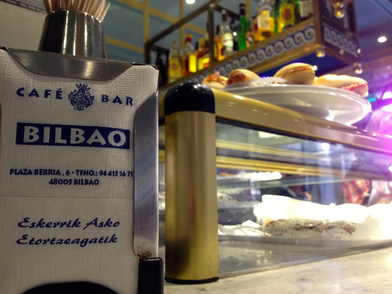 Café Bar Bilbao | ©Andrew Nash/Flickr