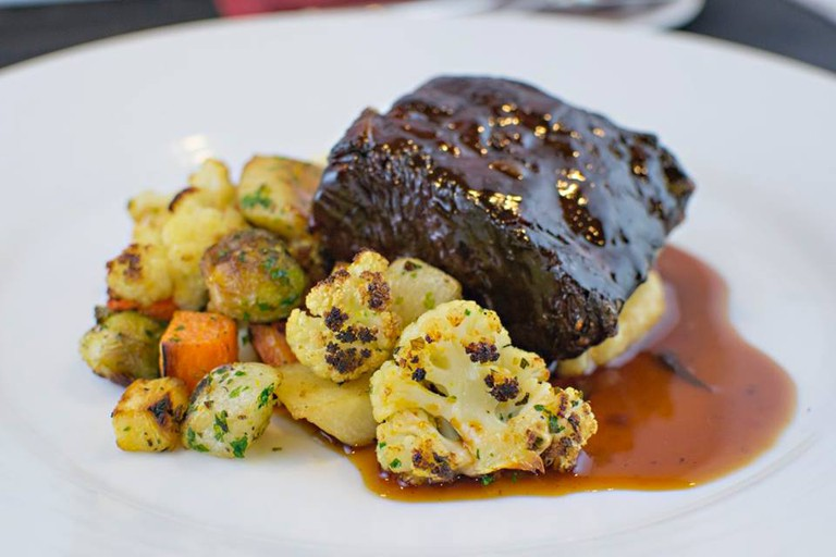Calabrian Braised Short Rib