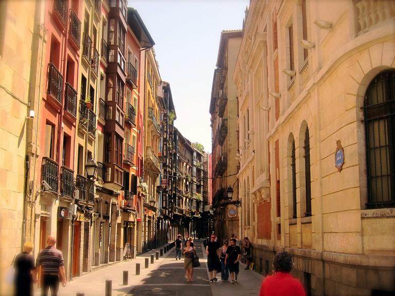 Casco Viejo, Bilbao | © Enrique Dans/Flickr