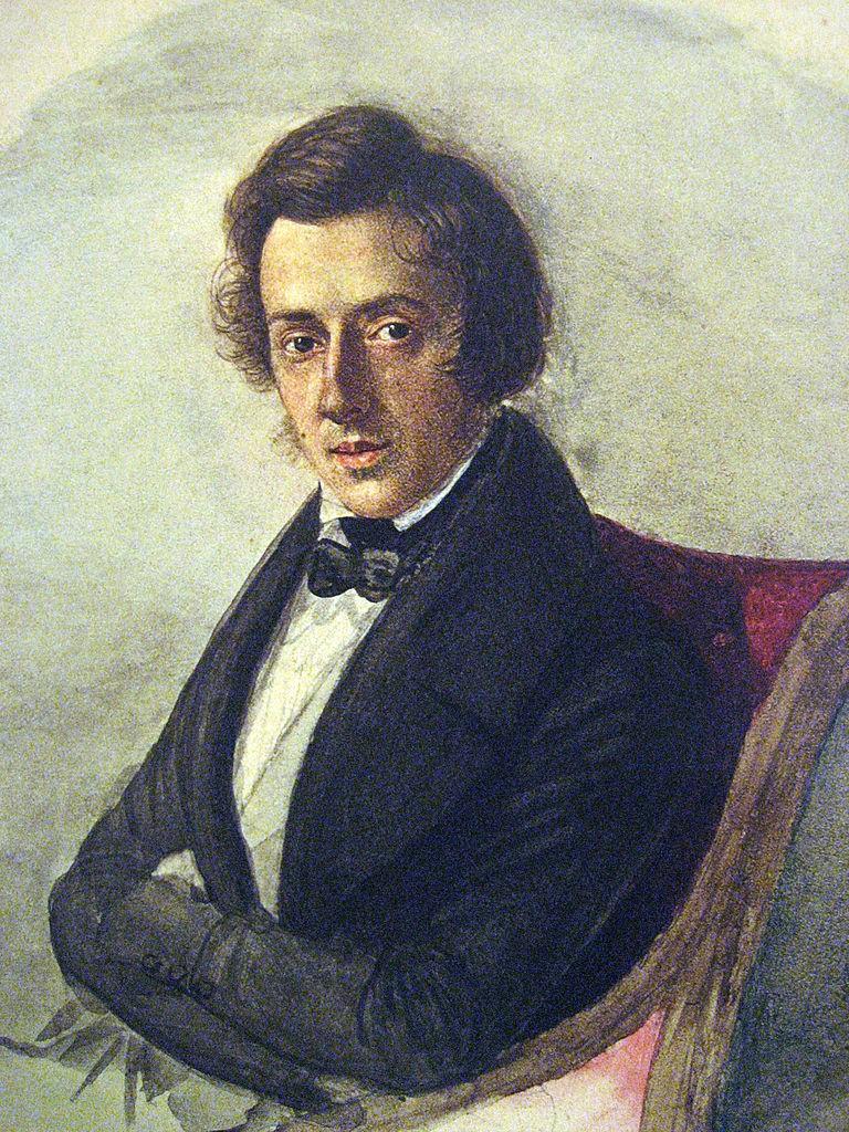 Frédéric Chopin | © Maria Wodzińska/WikiCommons