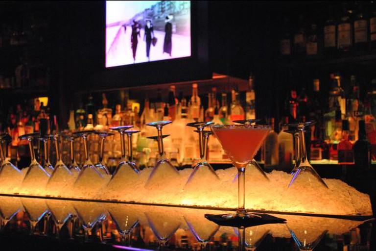 Martini Glasses | Courtesy of City Bar