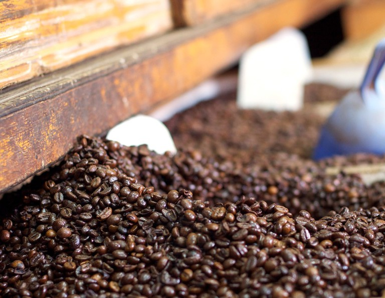 Coffee beans   © Rob Taylor/Flickr