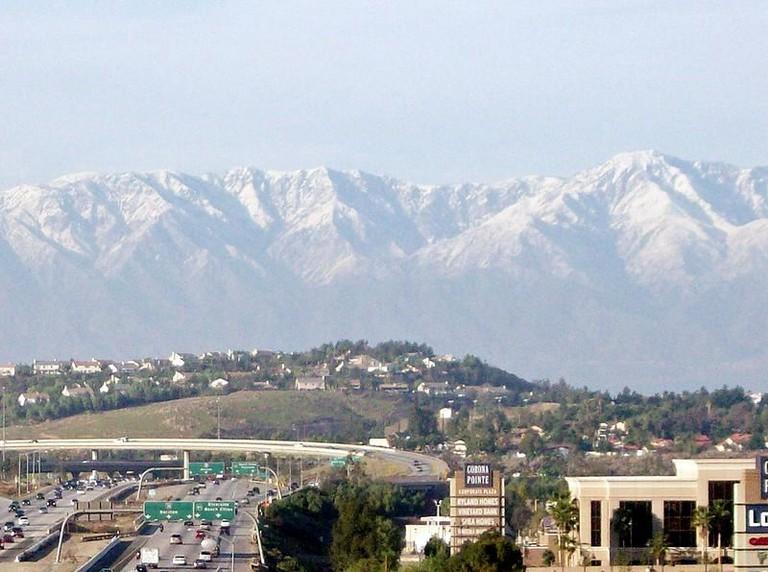 Corona, California | © FredBren/WikiCommons