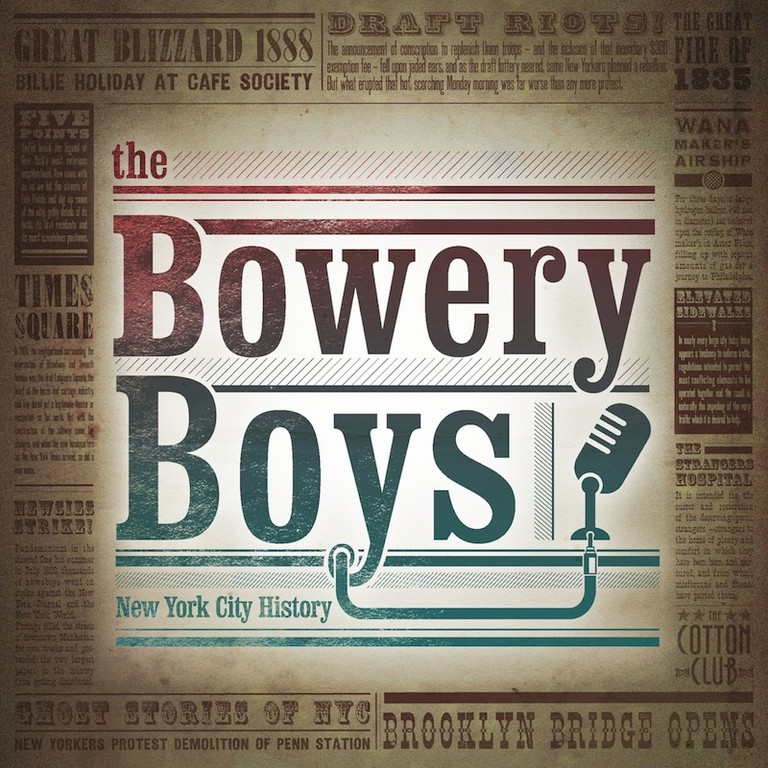 Image Courtesy of The Bowery Boys
