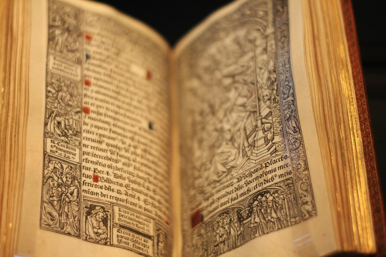 Book of Days, Musée Cluny | © Adrian Scottow/Flickr