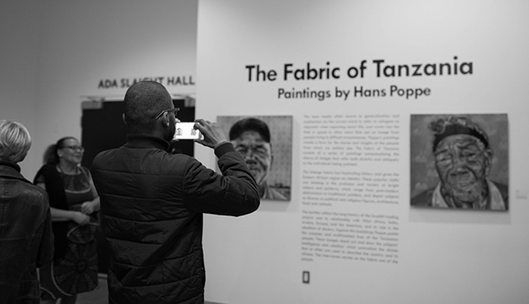 The Fabric of Tanzania | © Eliot Kim Photography