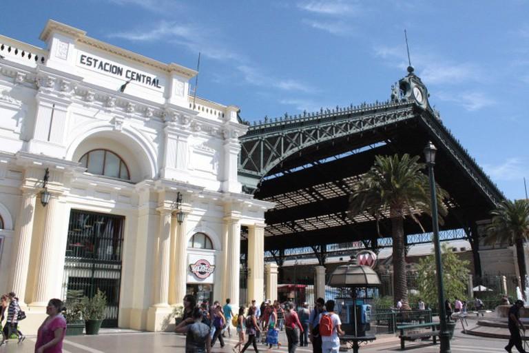 Estación Central de Santiago de Chile