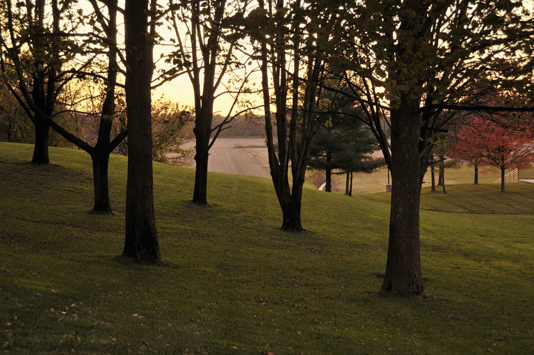Conner Prairie at sunset, Fishers | © Serge Melki/Flickr