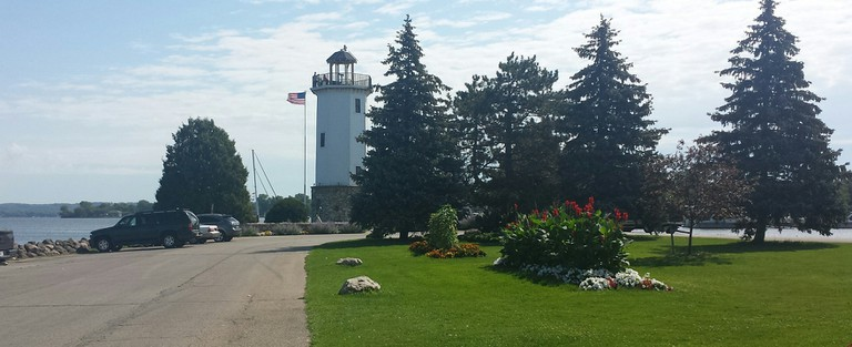 Lighthouse at Lake Winnebago, Fond du Lac | © Dr-t/WikiCommons