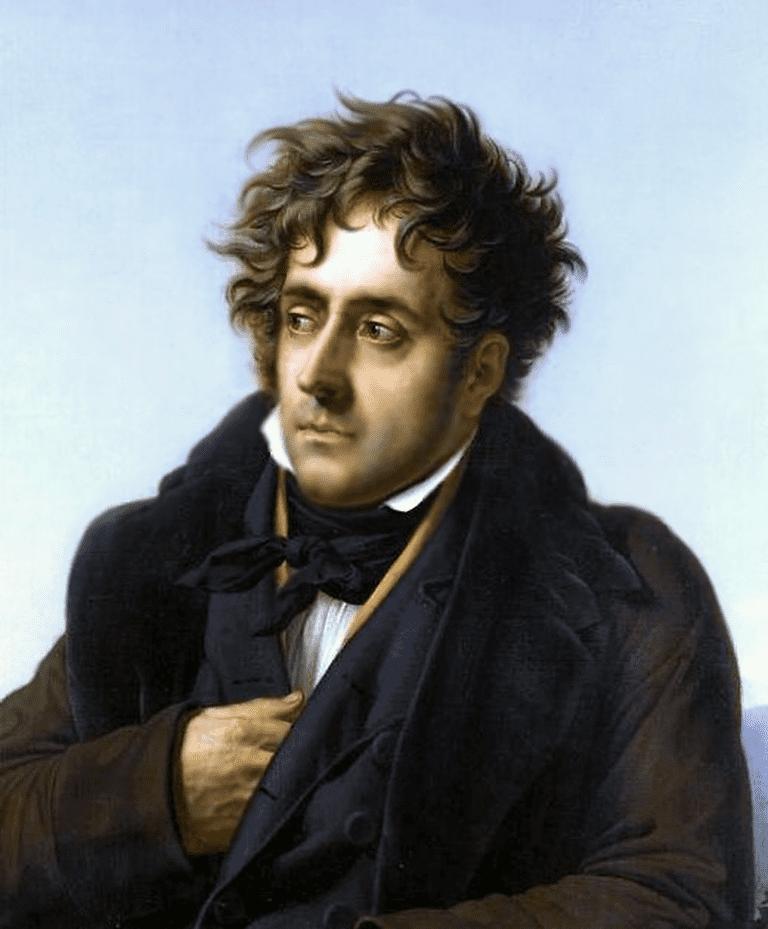 François René de Chateaubriand /