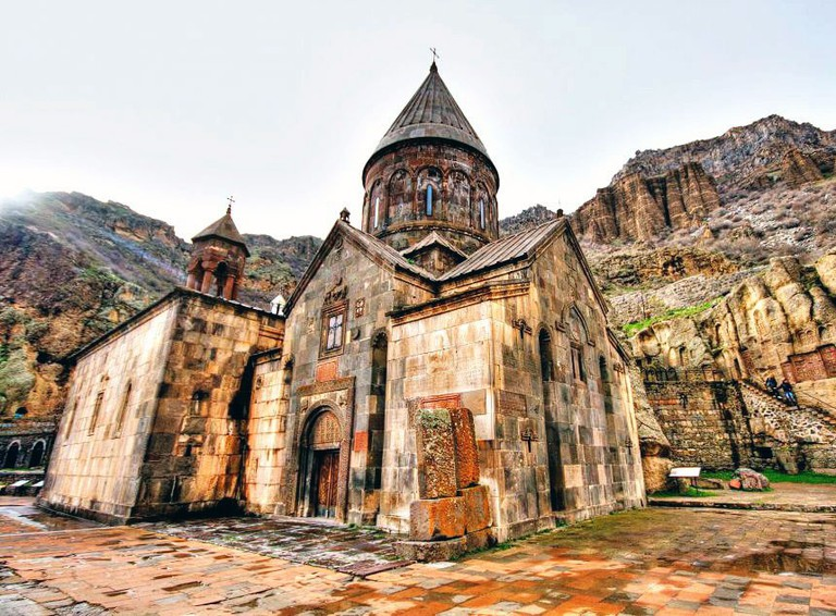 Geghard Monastery | Courtesy of Araratour.com