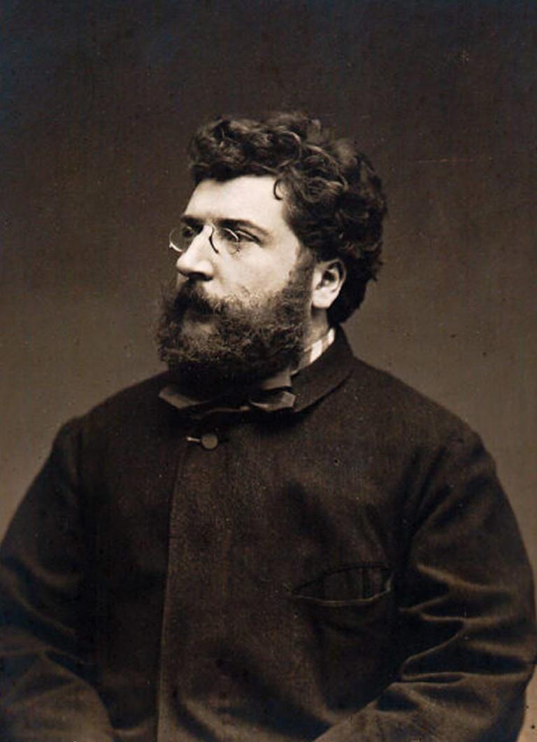 Georges Bizet | © Étienne Carjat/WikiCommons