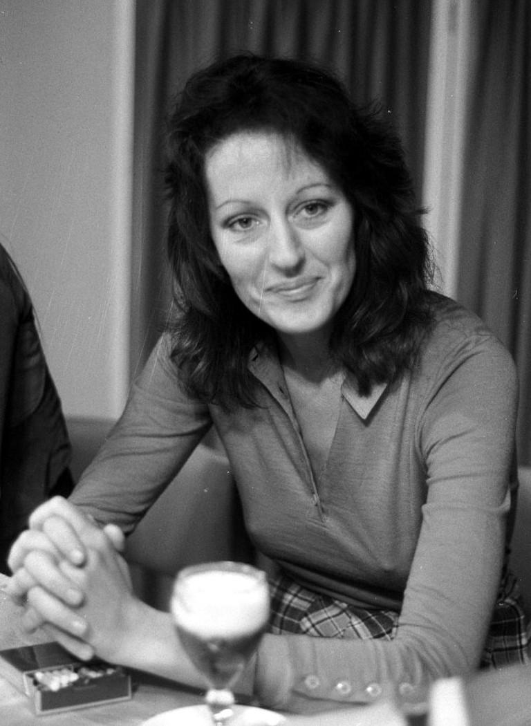 Germaine Greer in 1972