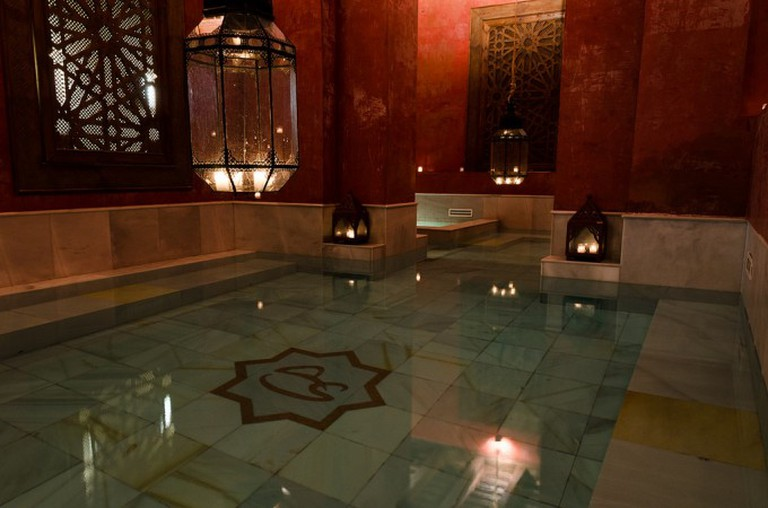 Arab Baths 003 | © Sandra Vallaure/Flickr
