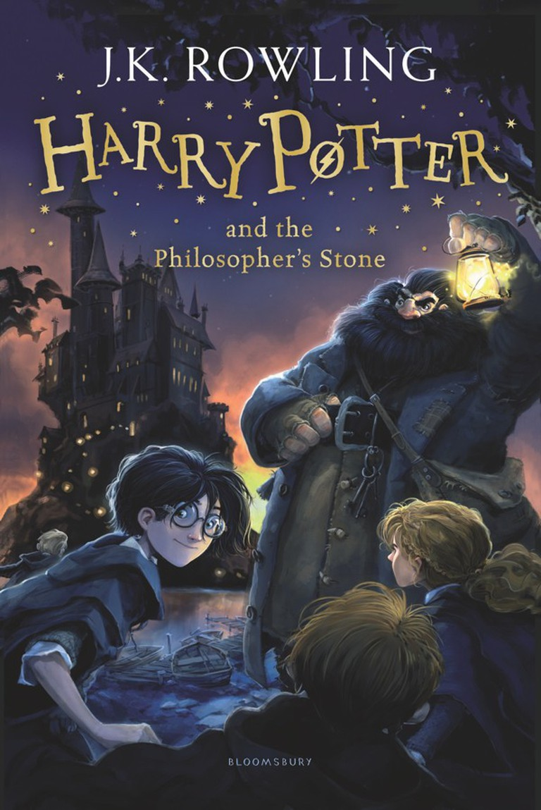 Harry Potter and The Philosopher's Stone | © Bloomsbury