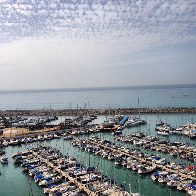 Herzliya marina @Ruthie Berber