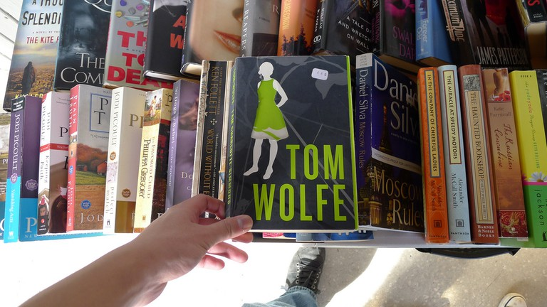 I Am Charlotte Simmons — Tom Wolfe