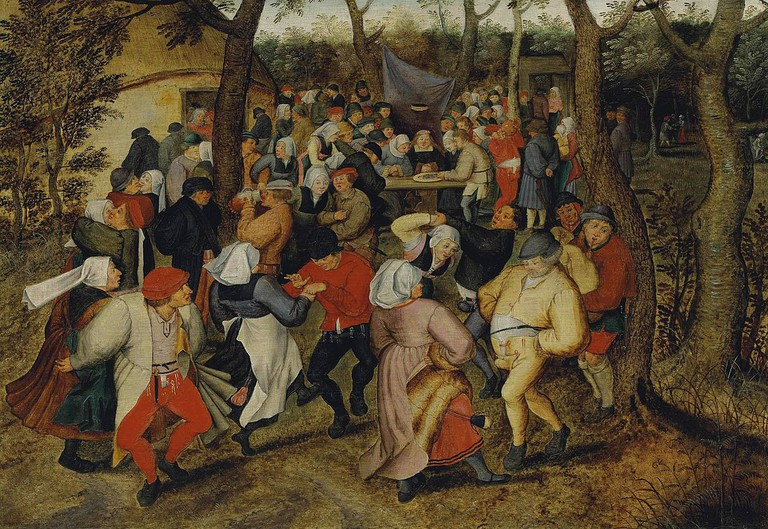 Pieter Brueghel the Younger, The Wedding Dance, 1625 | © Pieter Brueghel the Younger/WikiCommons