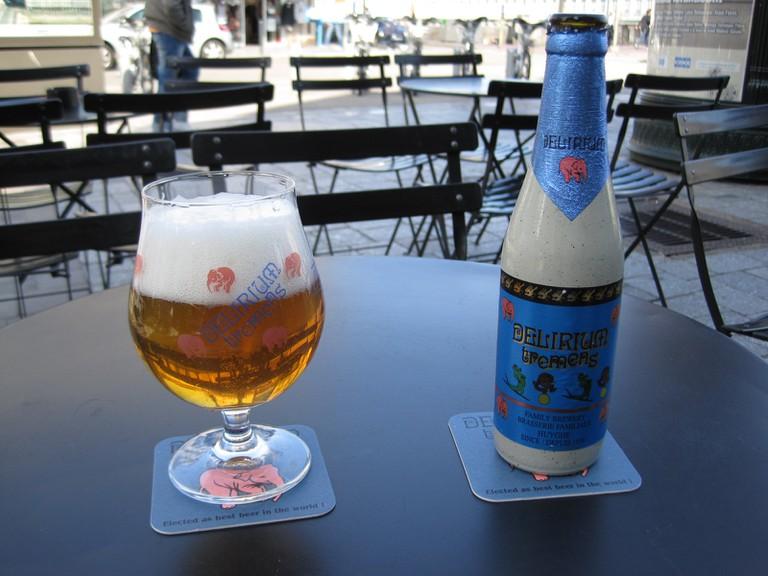 Delirium Tremens Bier | © Arnaud/WikiCommons