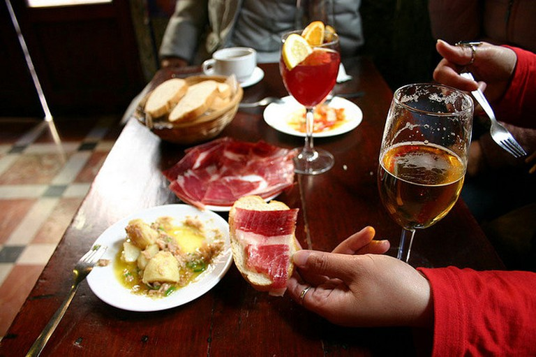 Spanish Tapas | ©Kevin Phua/Flickr