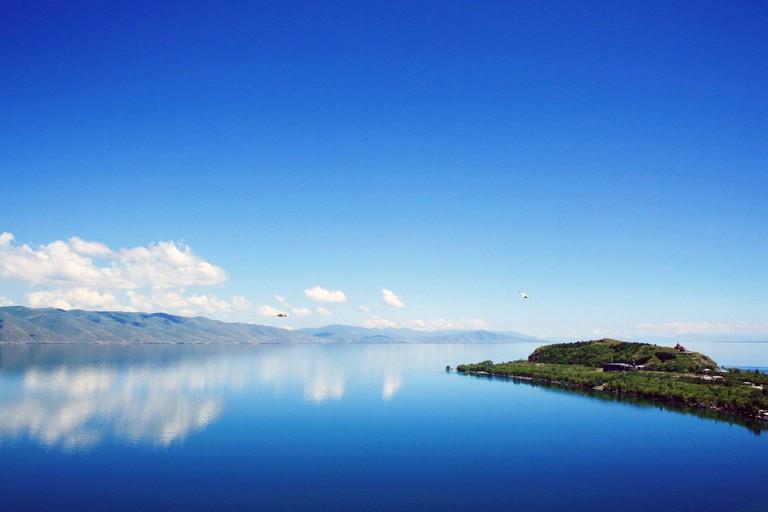 Lake Sevan | Courtesy Araratours.com
