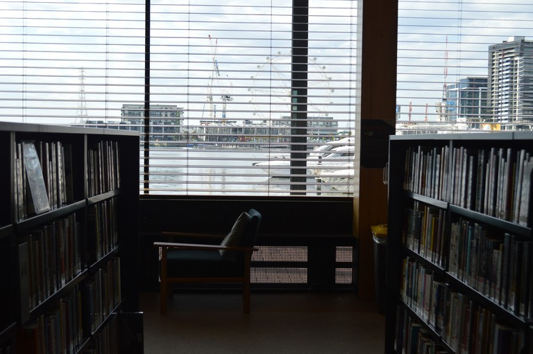 Library At The Dock