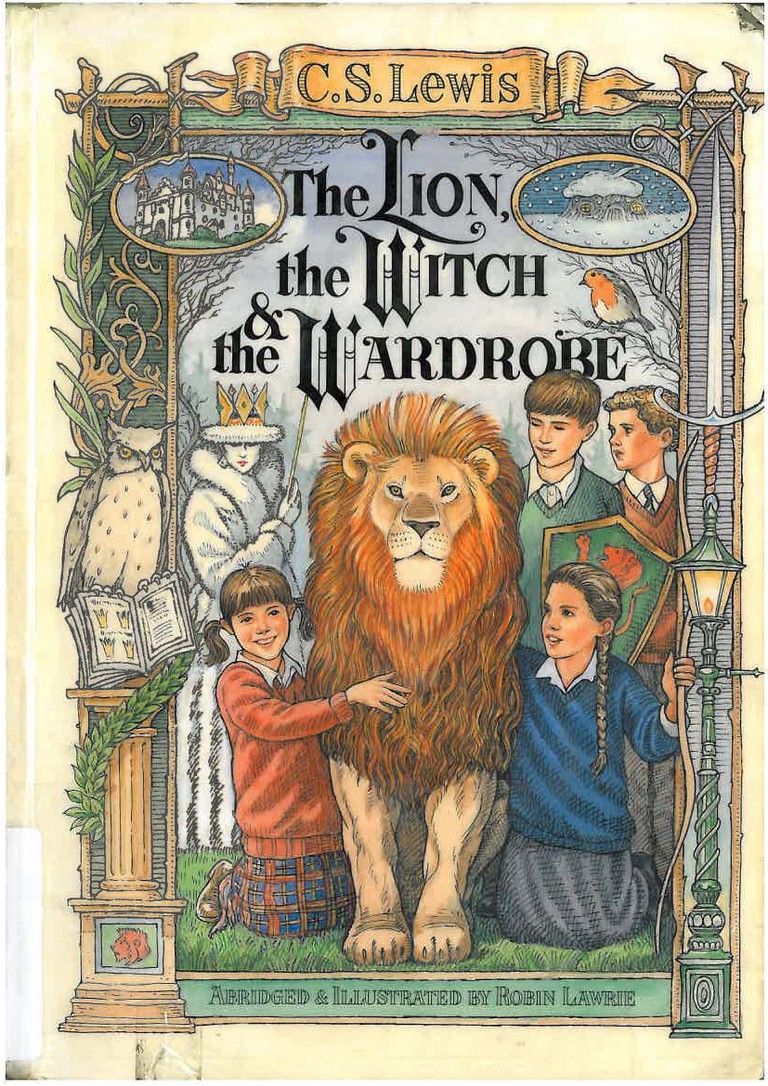 The Lion, the Witch & the Wardrobe | © Collins