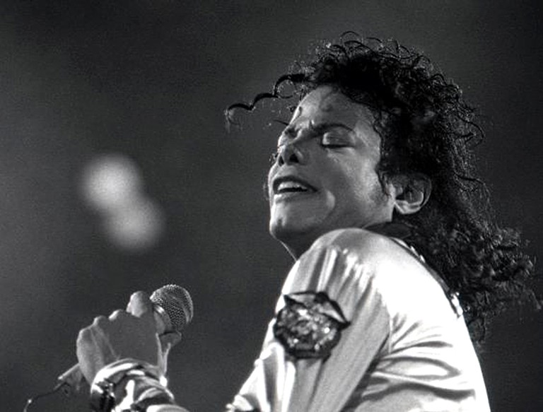 Michael Jackson | Ⓒ Zoran Veselinovic/Flickr