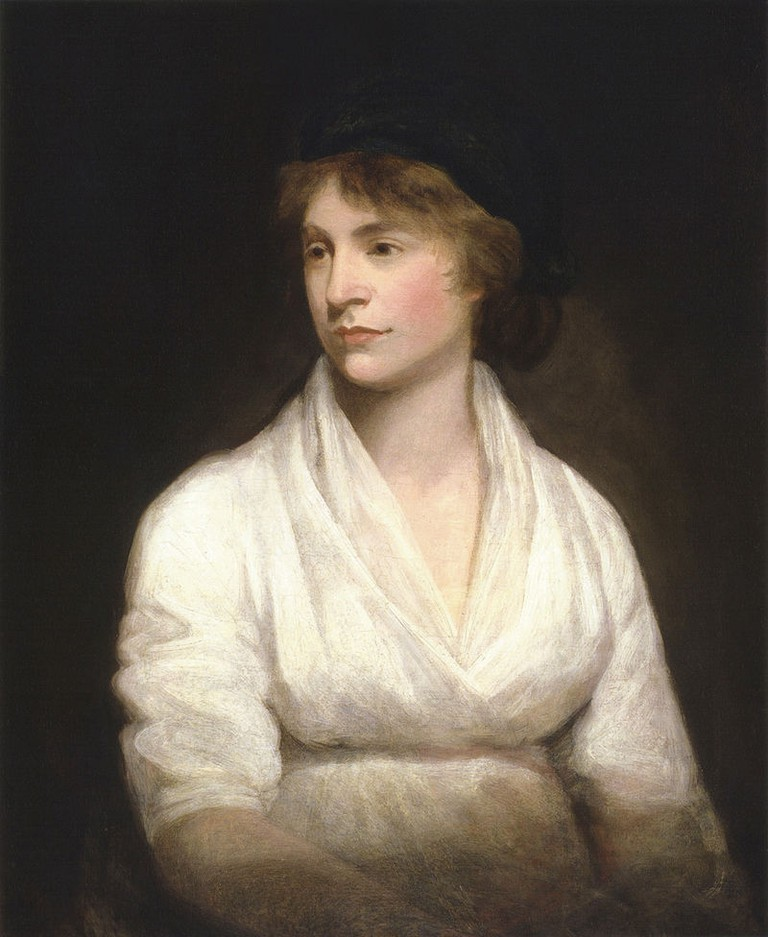Mary Wollstonecraft | Kaldari / Wikicommons