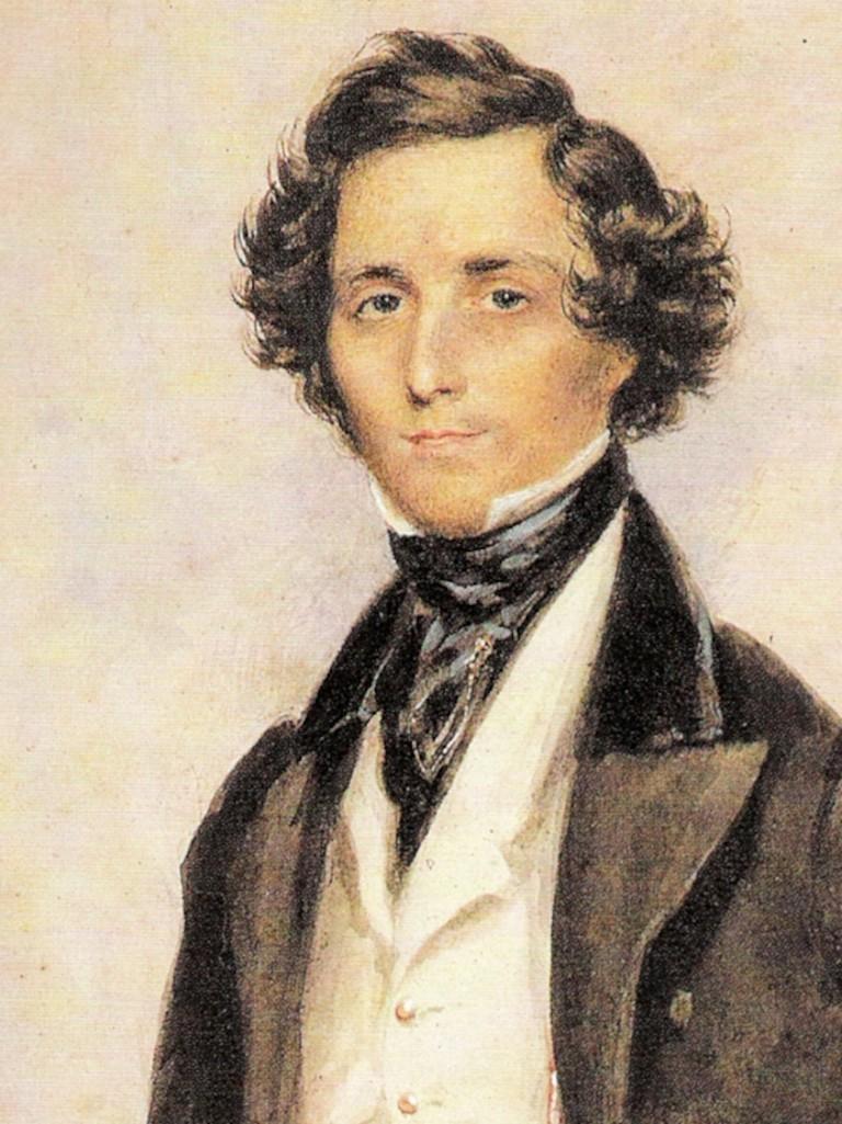 Felix Mendelssohn | © James Warren Childe/WikiCommons
