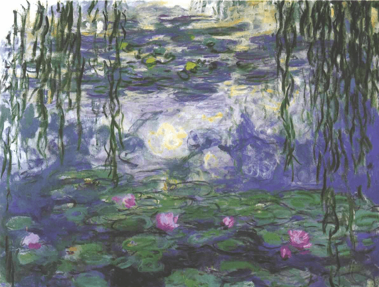 Water Lilies, Musée Marmottan Monet | © Mefusbren69/Wikicommons