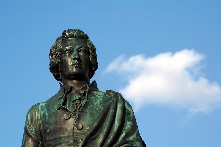 Mozart Statue, Salzburg | © Viator.com/Flickr