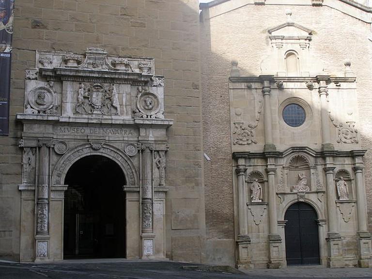 Museo de Navarra   © Jorab:WikiCommons