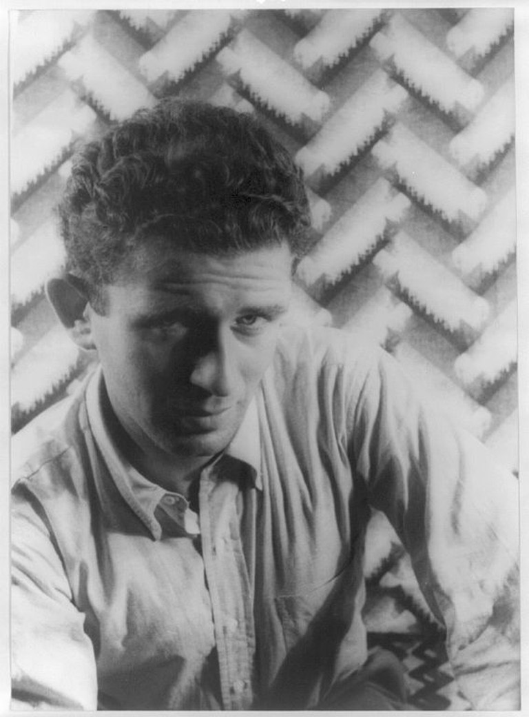 Norman Mailer, 1948, from the Library of Congress Van Vechten Collection