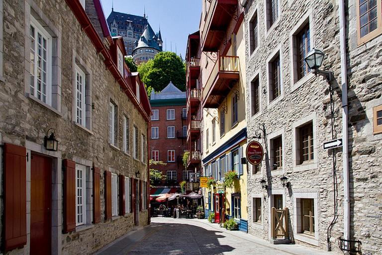 Quebec Old Town | ©Artur Staszewski/Flickr