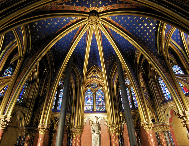 Sainte Chapel | © Peter Rivera/Flickr