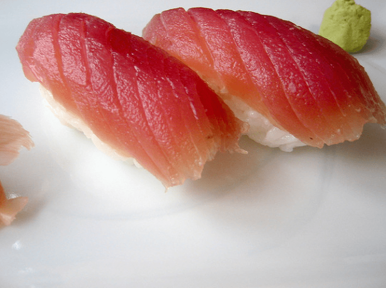 Tuna Sushi|©Jeremy Keith