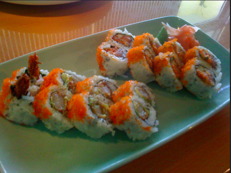 Mexican & Spicy Tuna Roll|©Coty Ragdoll