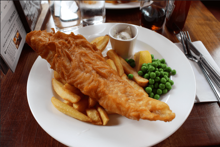 Fish and Chips | © Matt Hagwall