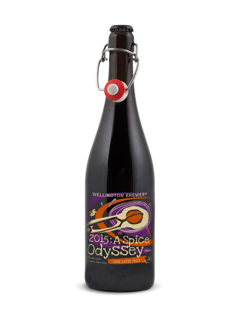 2015: A Spice Odyssey | Courtesy of Wellington Brewery