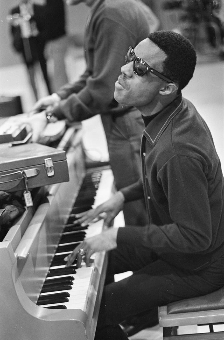Stevie Wonder | © Nijs, Jac. de/WikiCommons