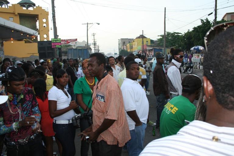 Streets of Kingston