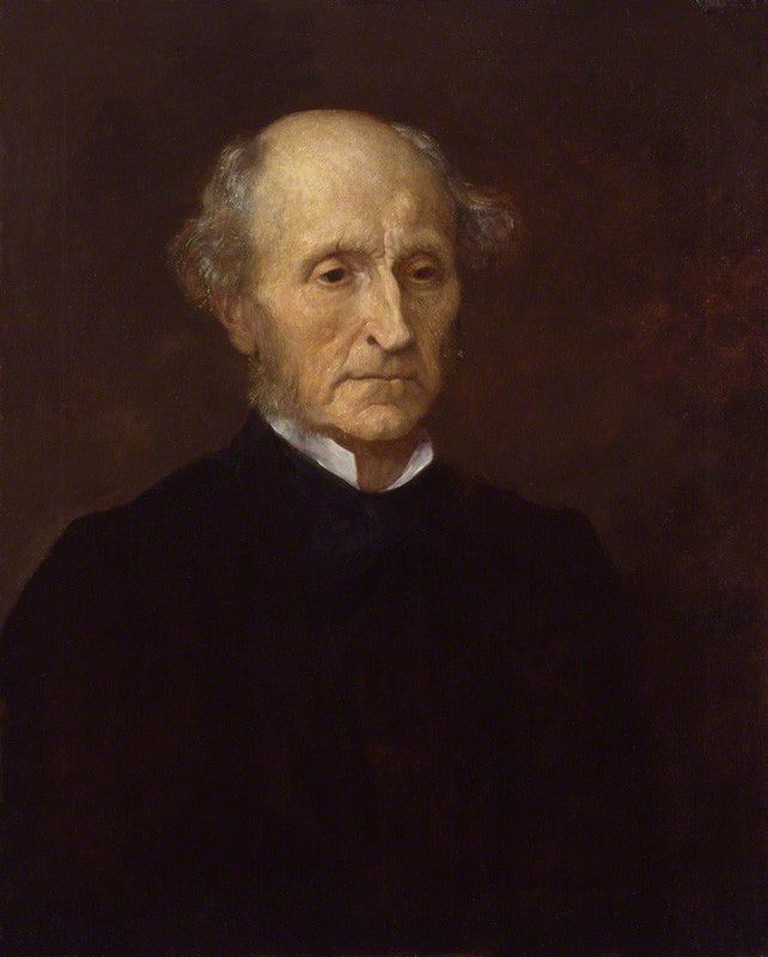John Stuart Mill | Racconish / Wikicommons