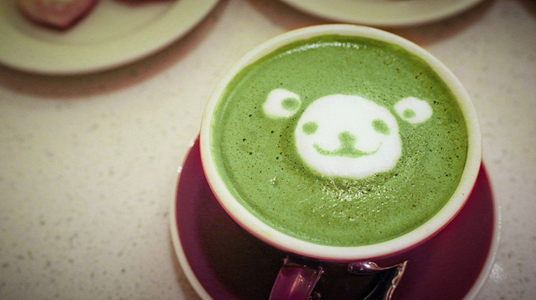 Matcha Latte | ©cgc76/Flickr