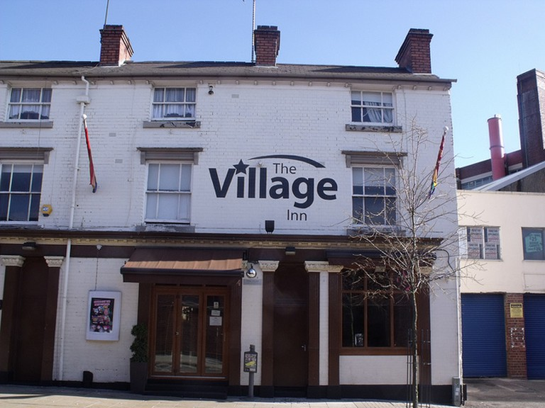 The Village Inn | © Elliot Brown/Flickr