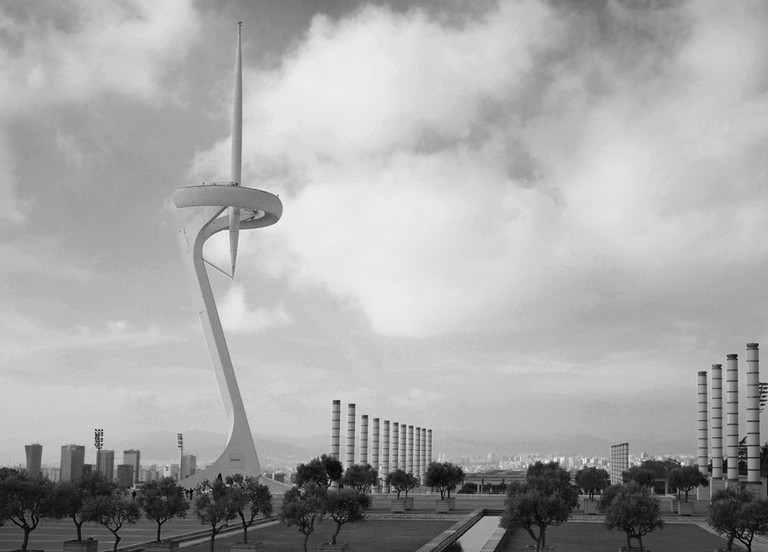 Montjuïc Communications Tower | © Helen Bradbury