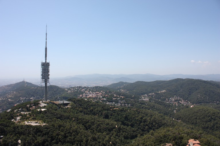 Torre de Collserola | © David Davies/Flickr