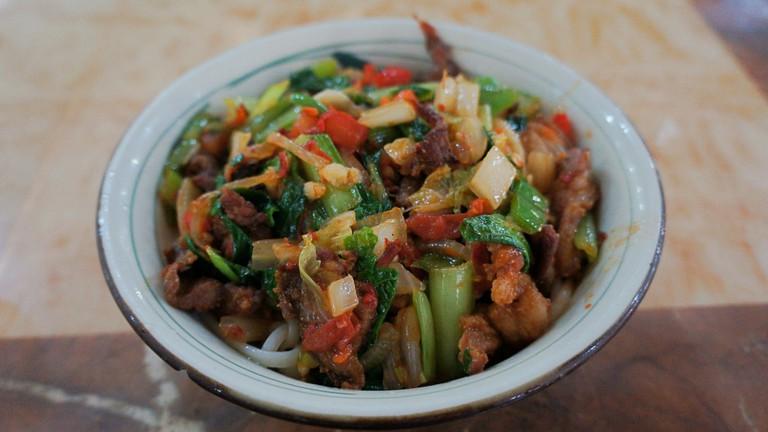 Uighur Noodles | © Michaela Fulton