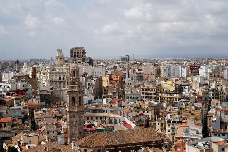 Valencia, Spain   © worldaroundtrip/Flickr