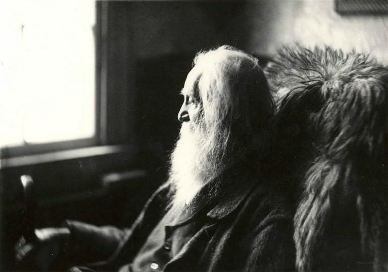 Walt Whitman – em Camden, 1891